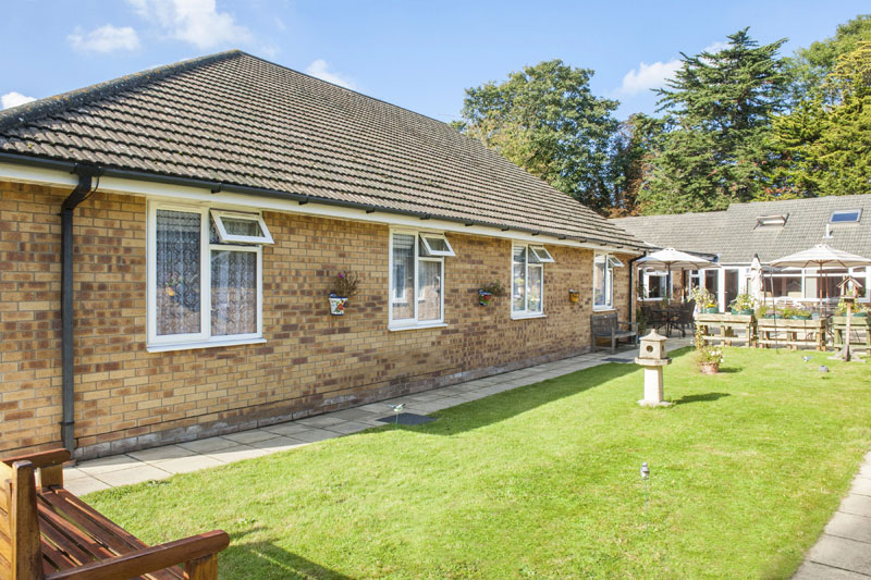 About rosewood residential care home without nursing in
